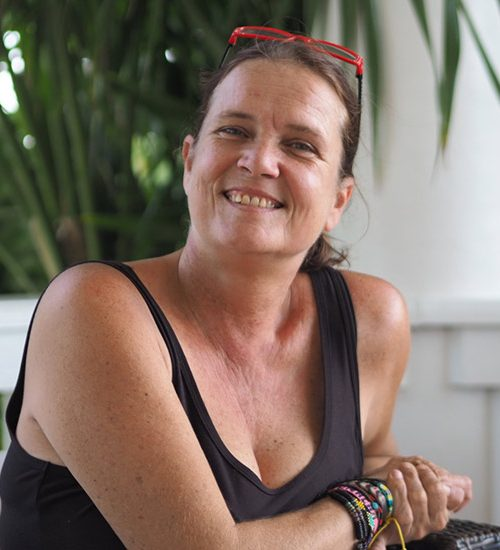 Het verhaal van Annemarieke - Hospice Arco Cavent - Curaçao