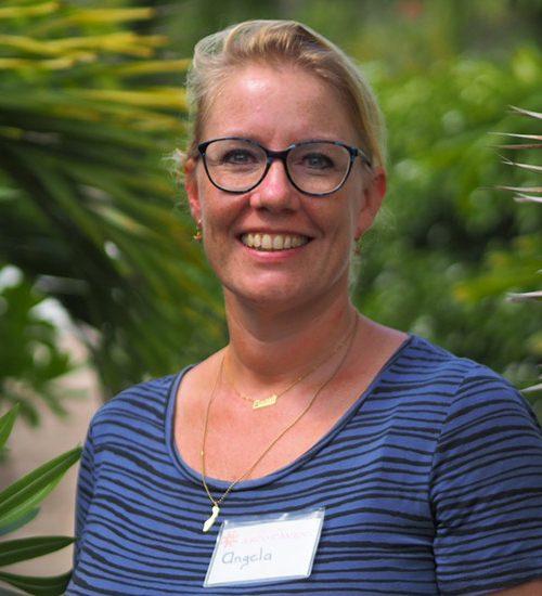 Het verhaal van Angela - Hospice Arco Cavent - Curaçao
